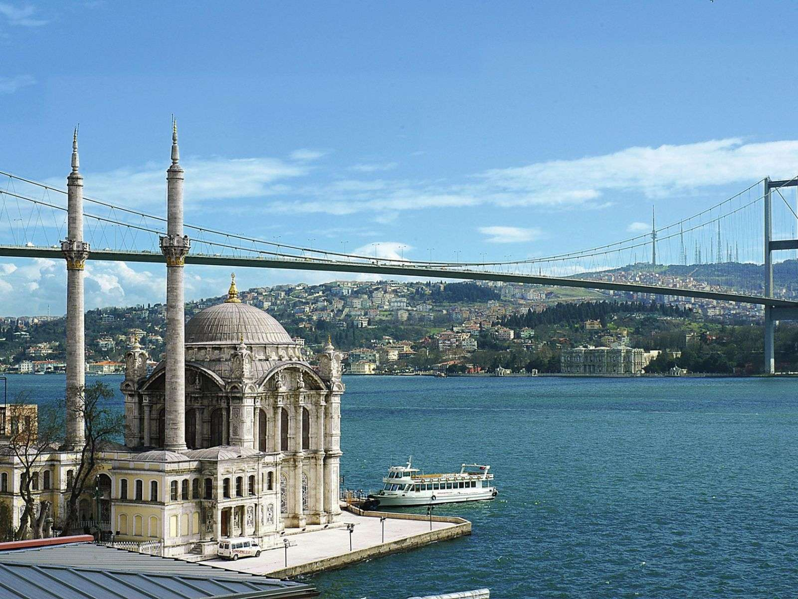 Istanbul Turkey Turkiye Wallpaper 017
