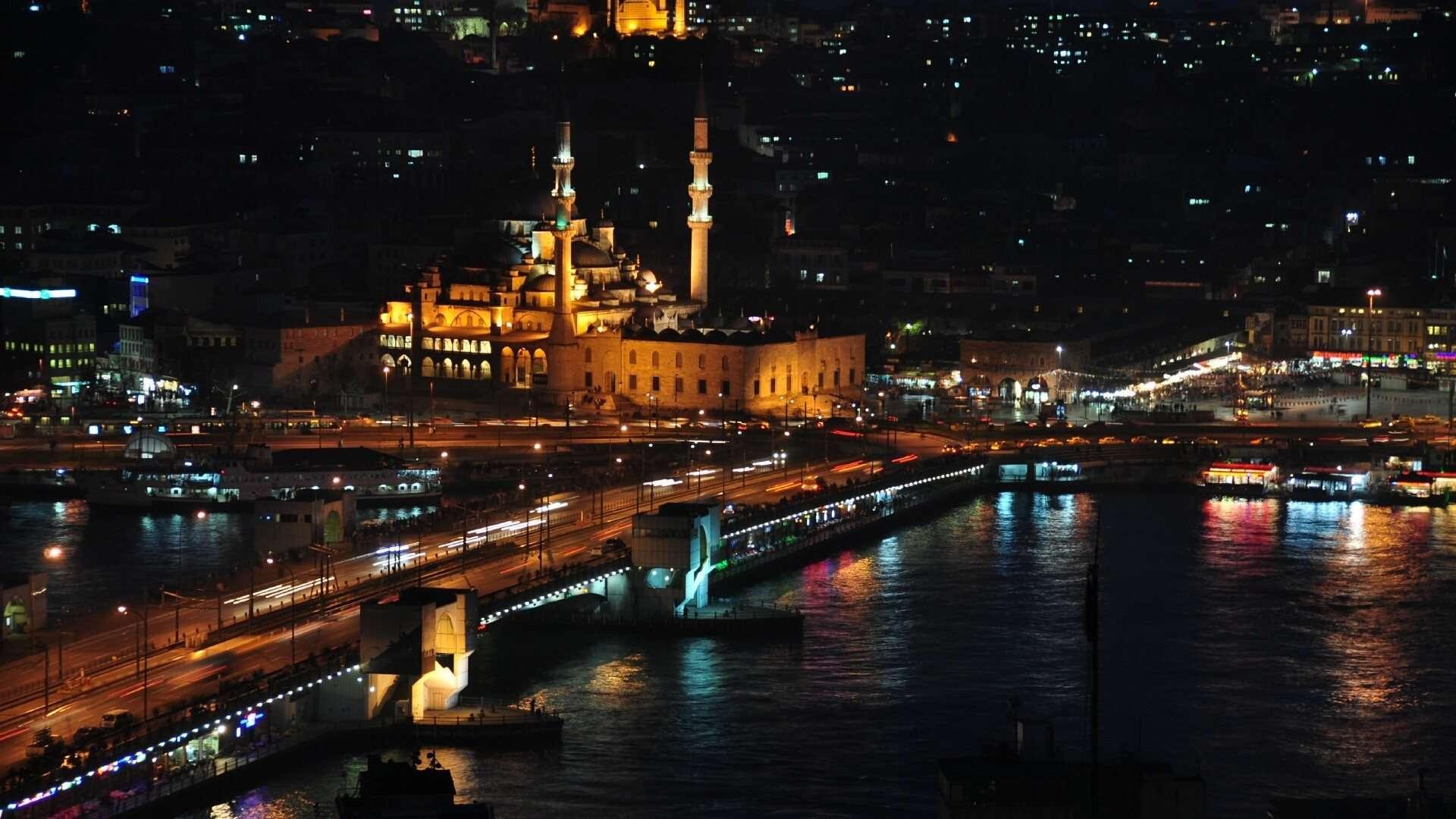 Istanbul Turkey Turkiye Wallpaper 026