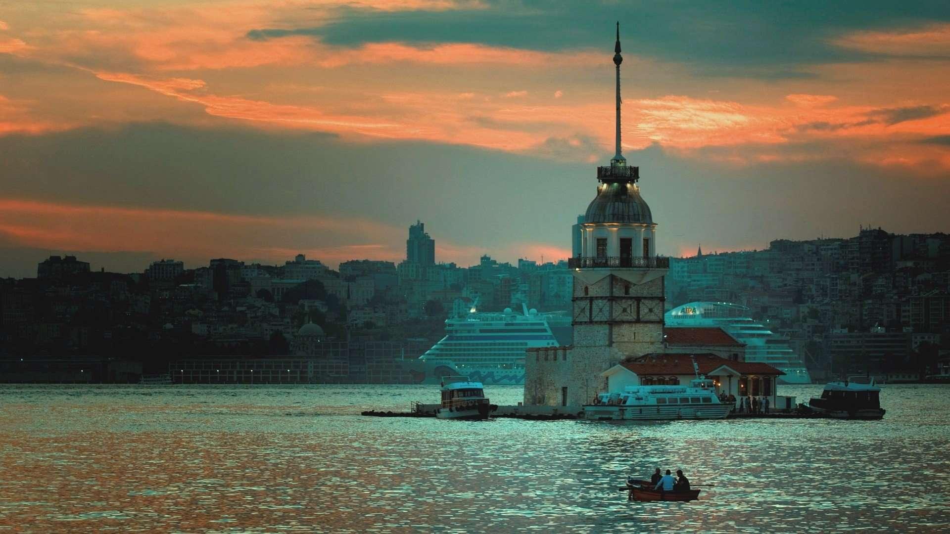 Istanbul Turkey Turkiye Wallpaper 034