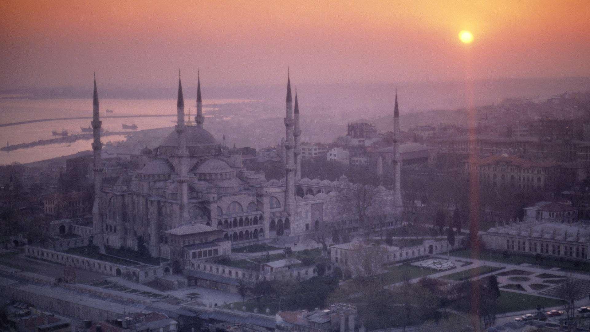 Istanbul Turkey Turkiye Wallpaper 036