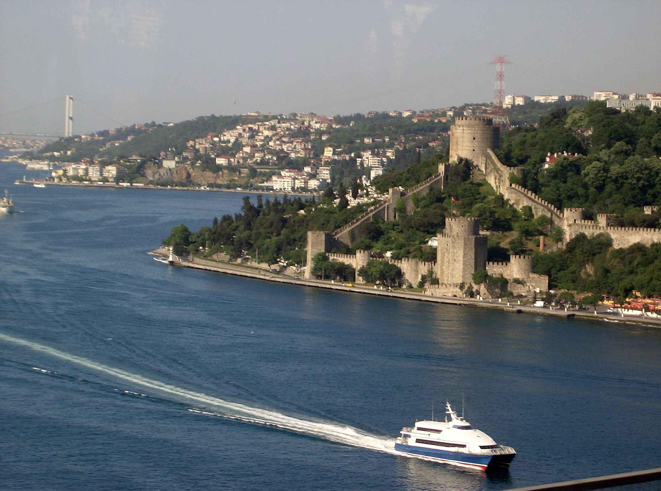 Istanbul Turkey Turkiye Wallpaper 049