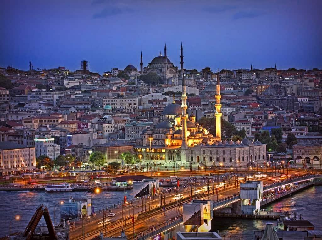 Istanbul Turkey Turkiye Wallpaper 052