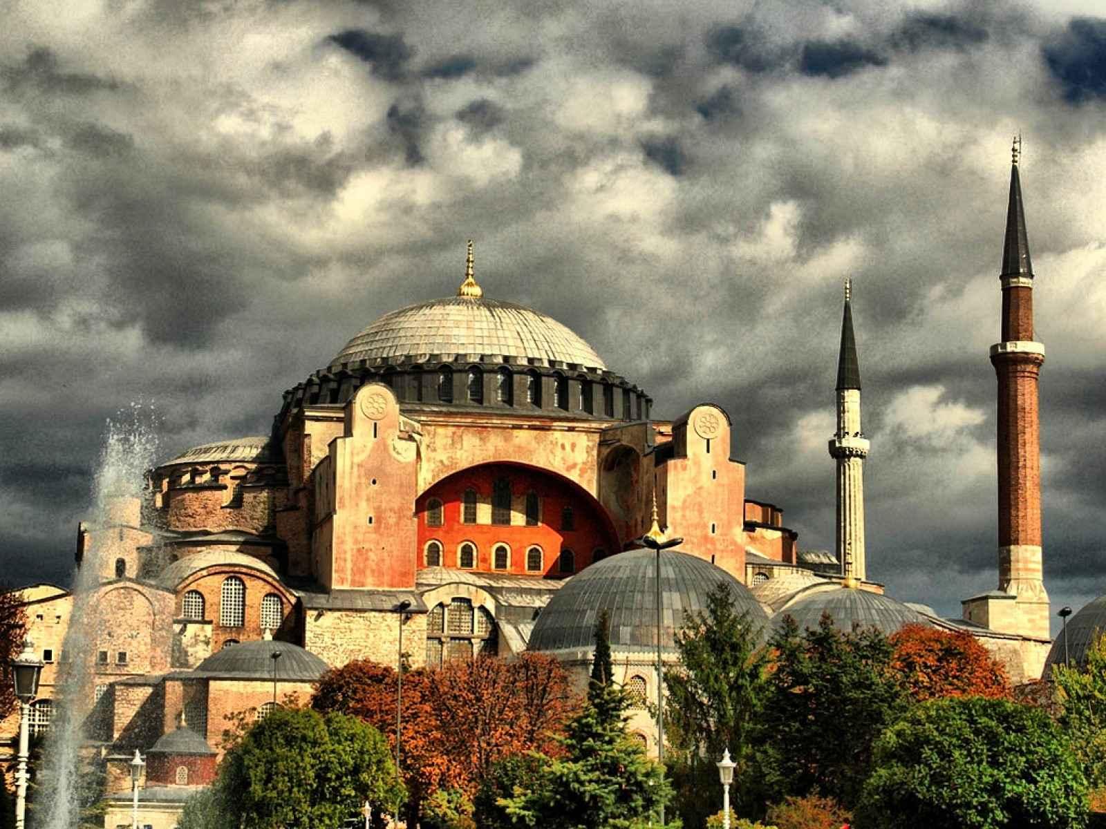 Istanbul Turkey Turkiye Wallpaper 057