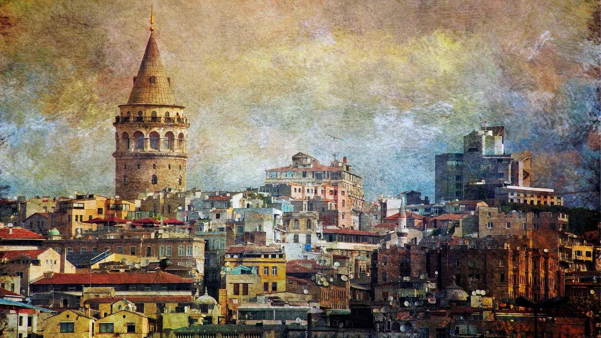 Istanbul Turkey Turkiye Wallpaper 061