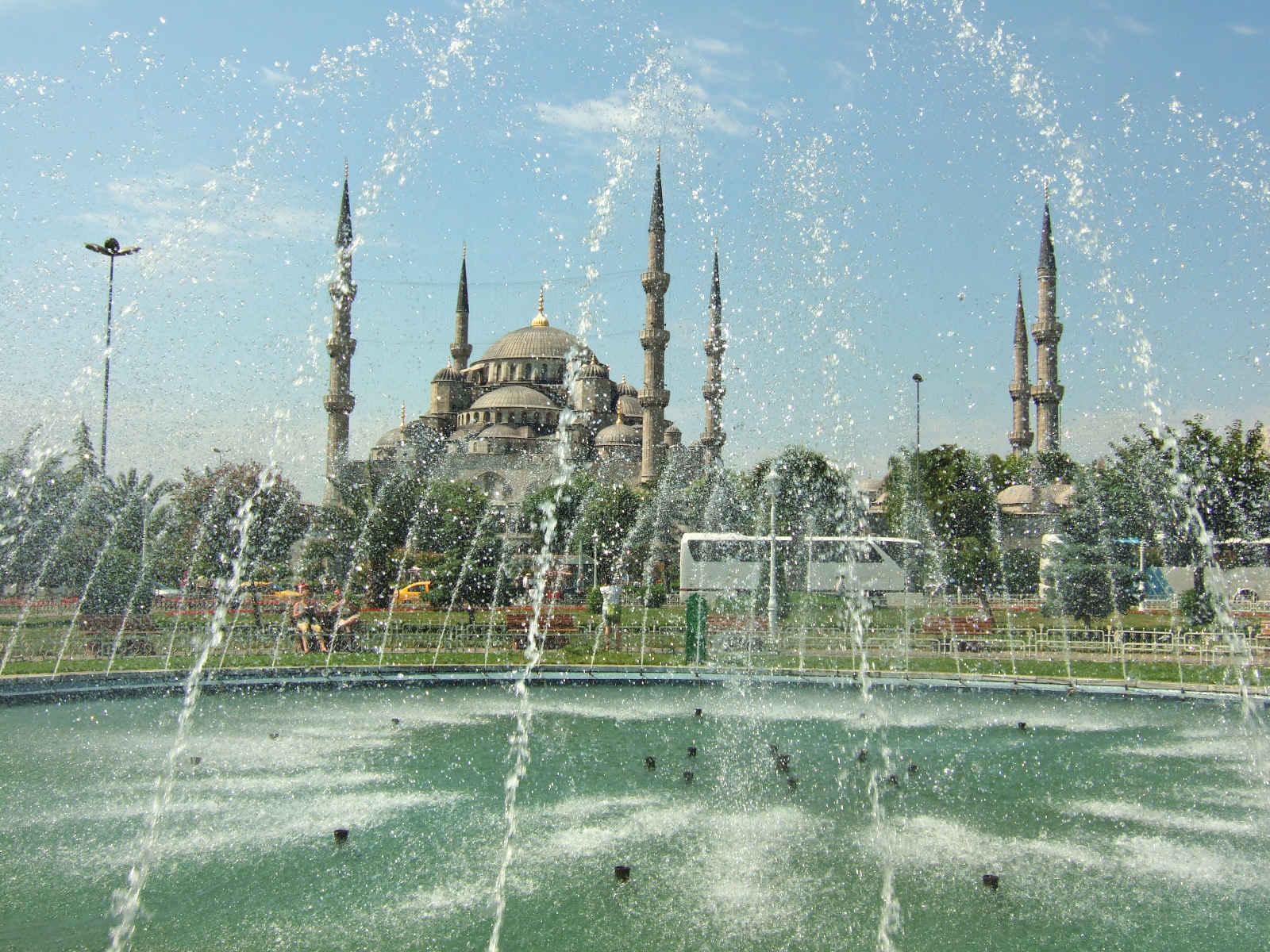 Istanbul Turkey Turkiye Wallpaper 074