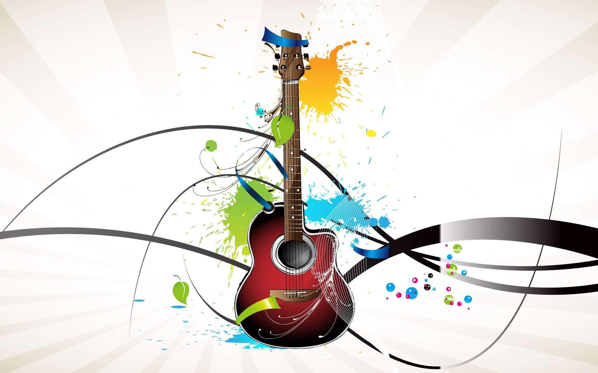 Music Background Wallpaper 009