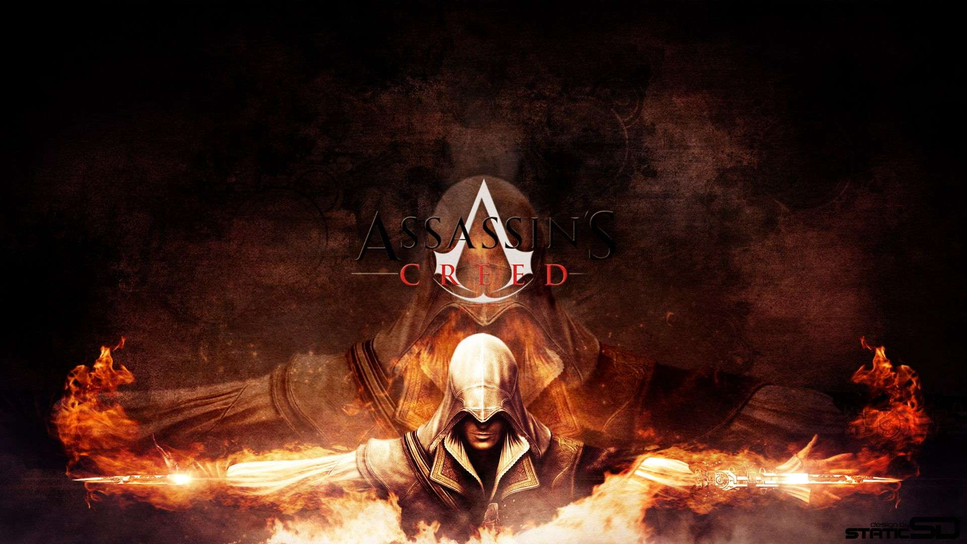 Assain Creed Video Game Wallpaper 002
