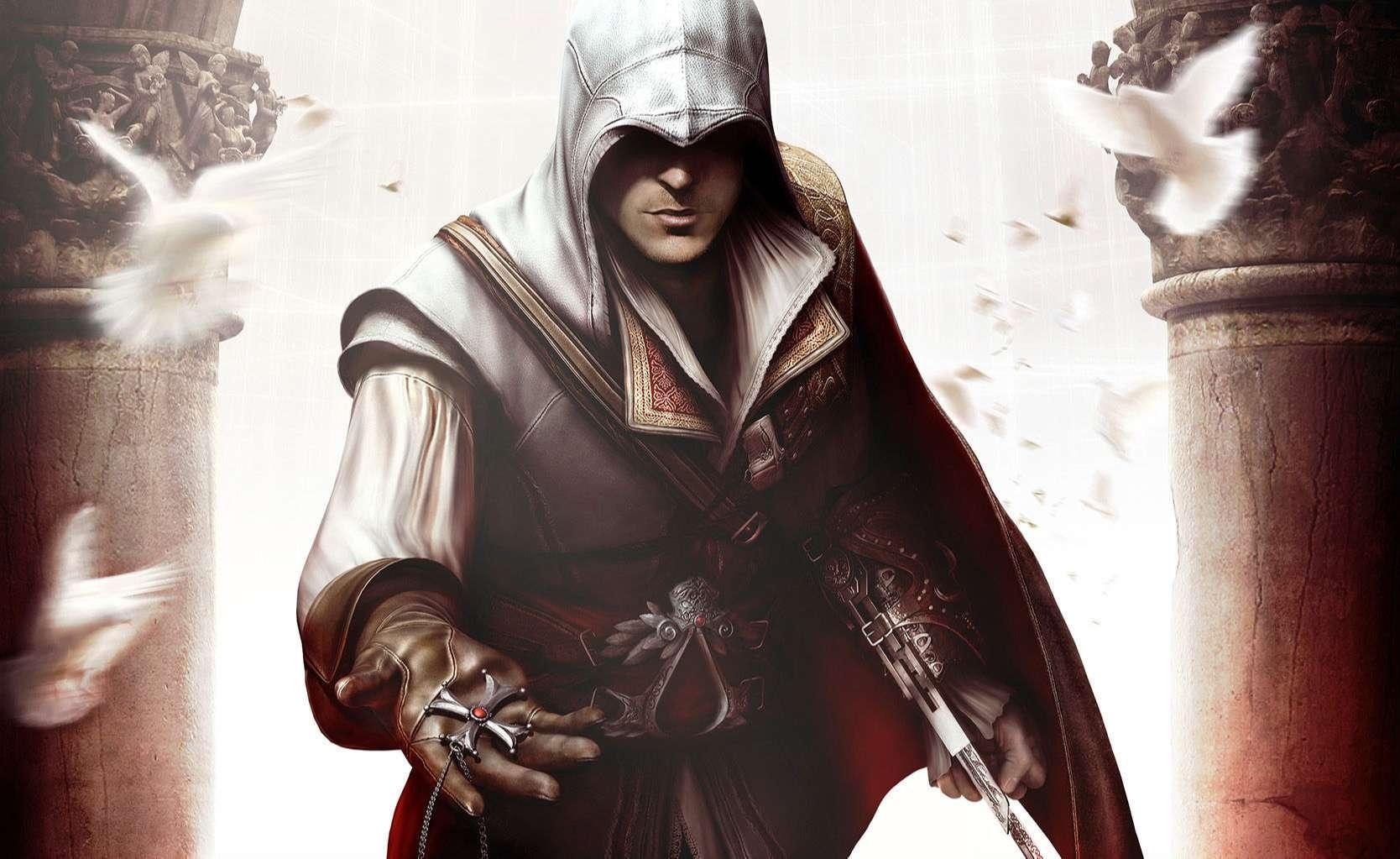 Assain Creed Video Game Wallpaper 006
