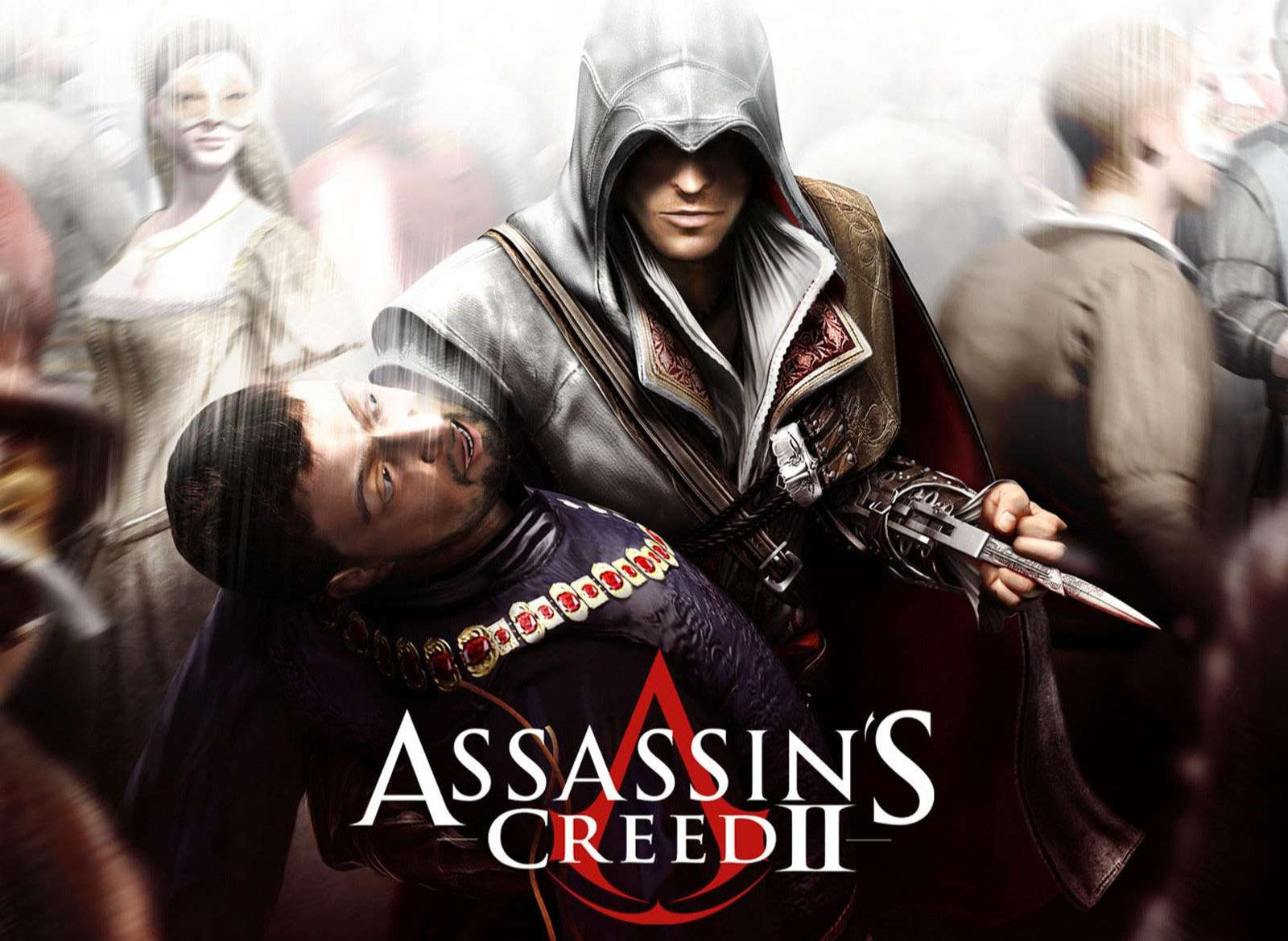 Assain Creed Video Game Wallpaper 012