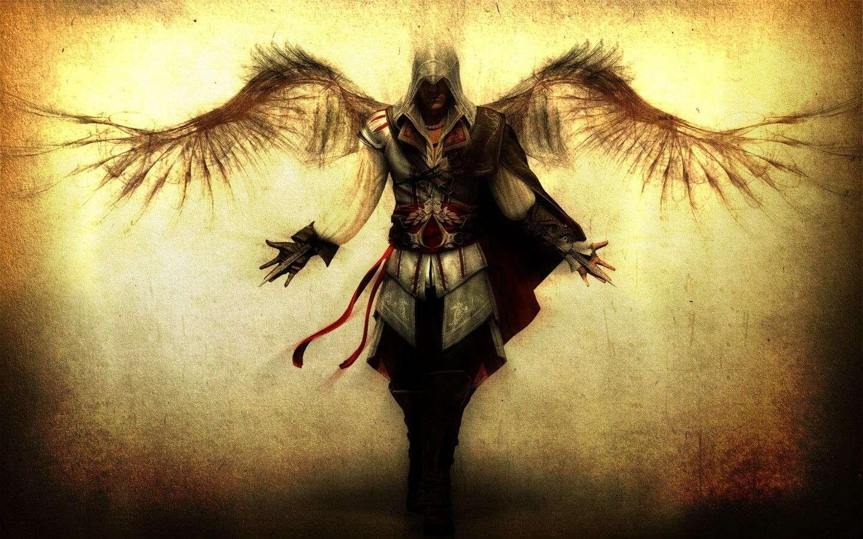 Assain Creed Video Game Wallpaper 014