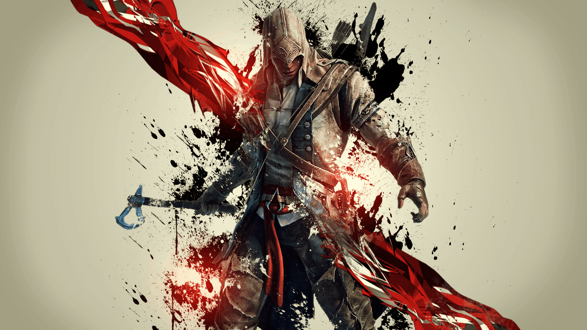 Assain Creed Video Game Wallpaper 034