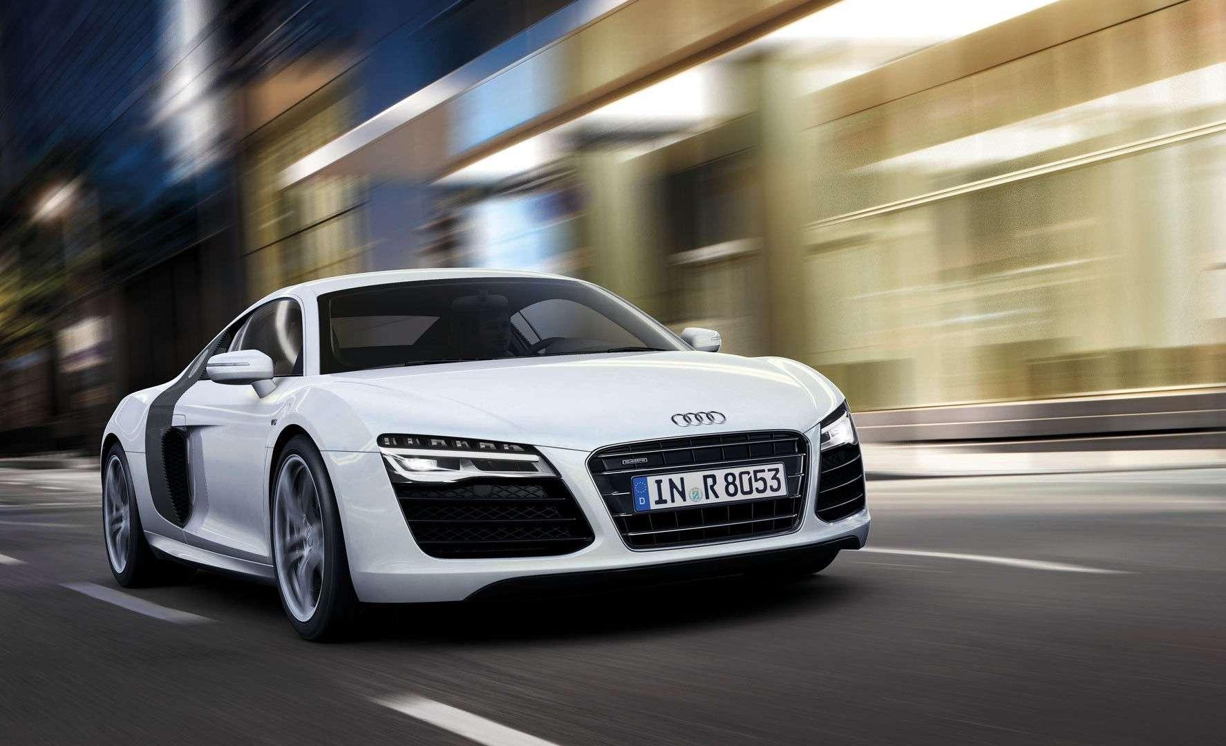 Audi R8 Wallpaper 001