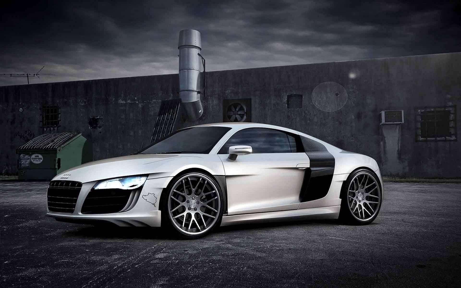 Audi R8 Wallpaper 010