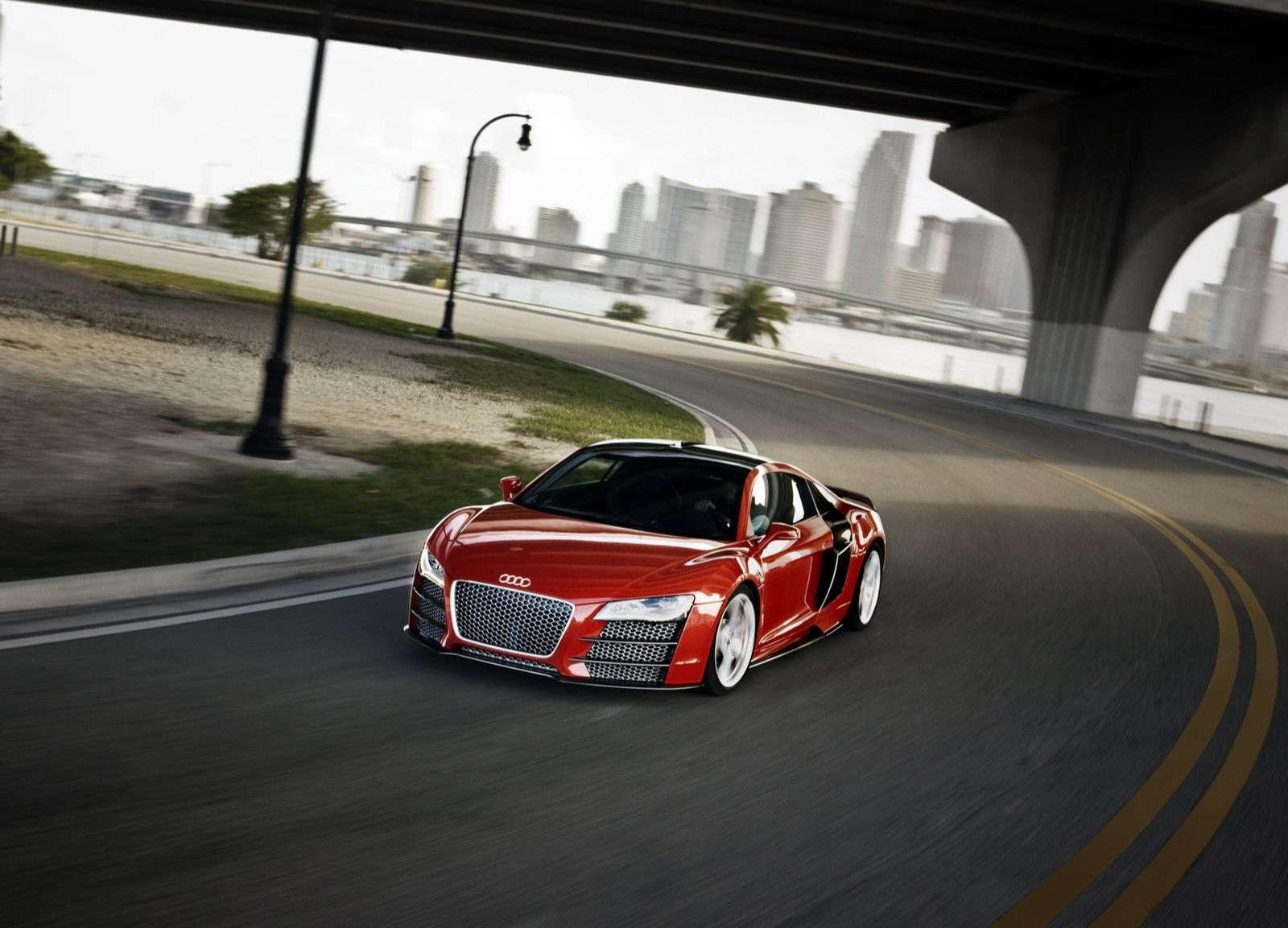 Audi R8 Wallpaper 022