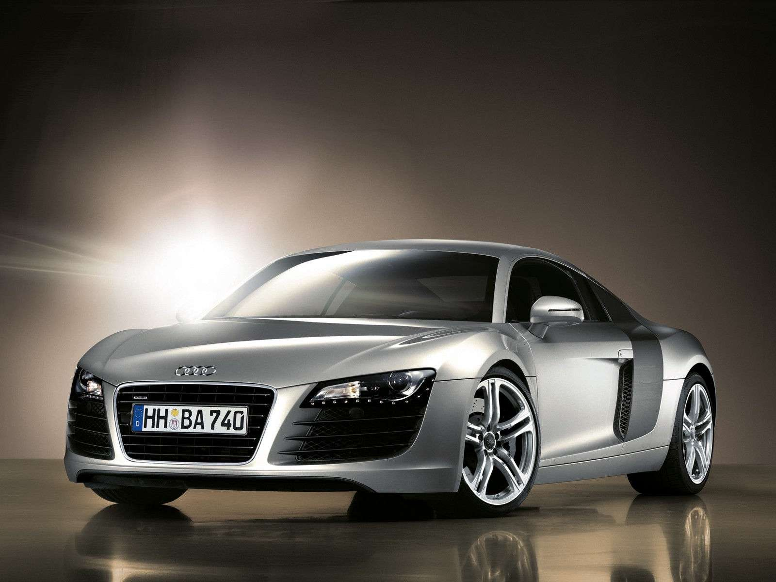 Audi R8 Wallpaper 040