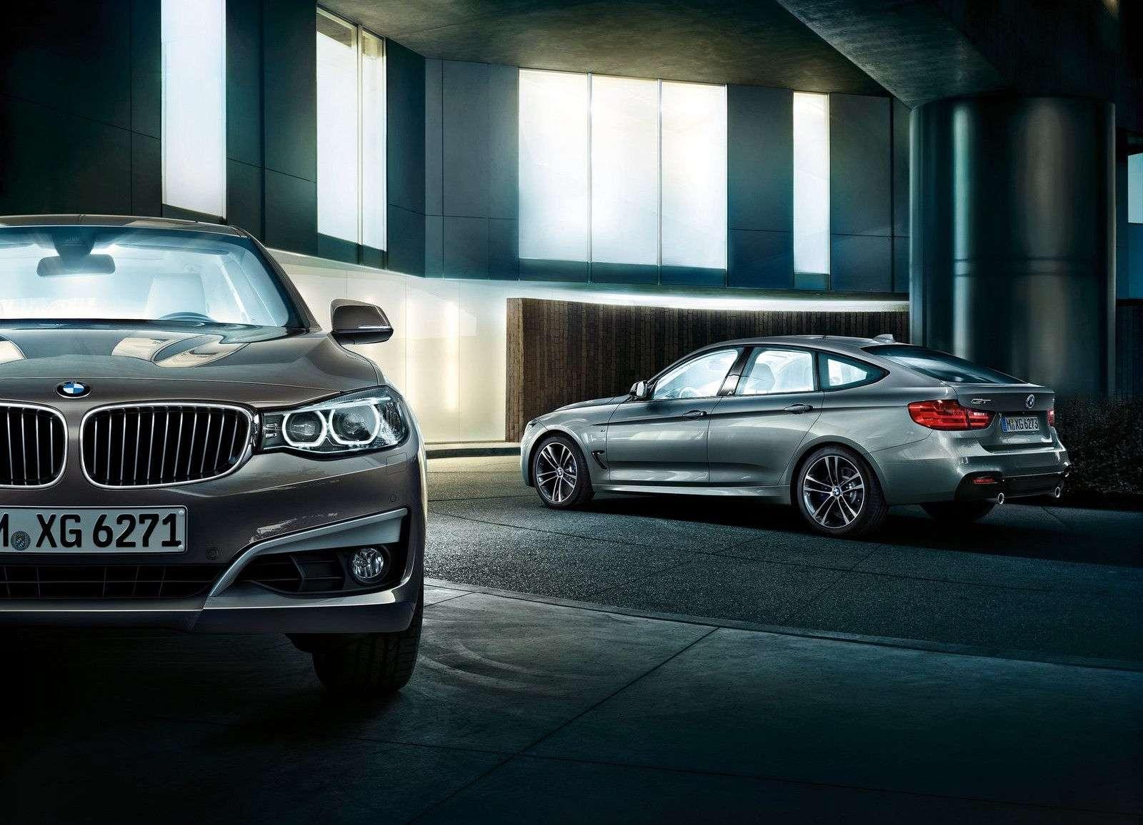 BMW 3 Series Wallpaper 037
