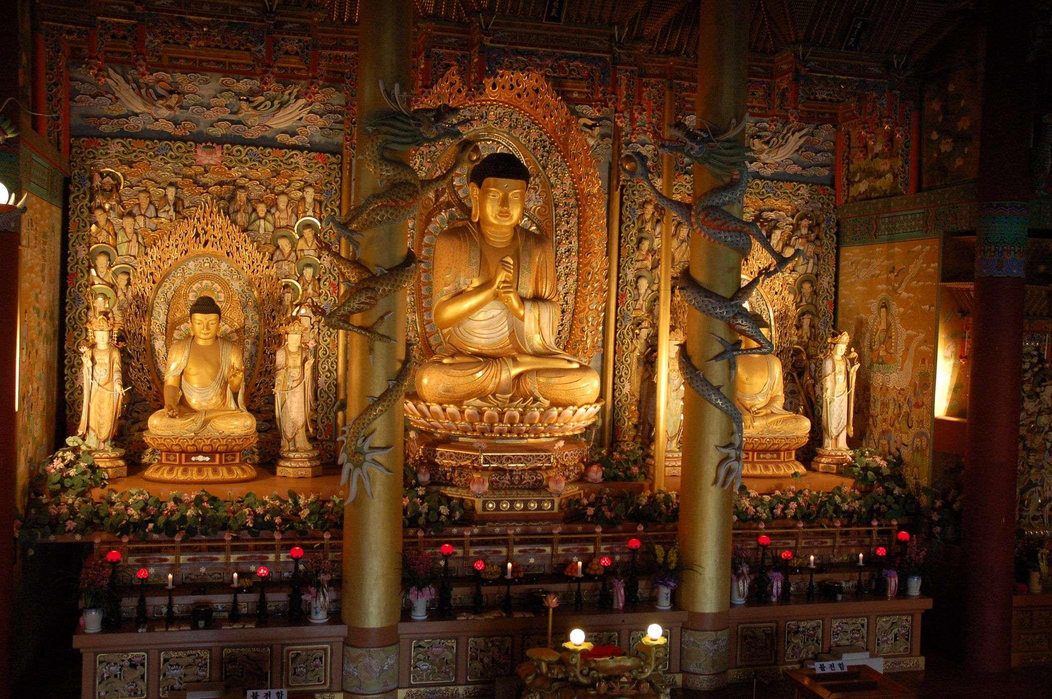 Buddhism Wallpaper 002