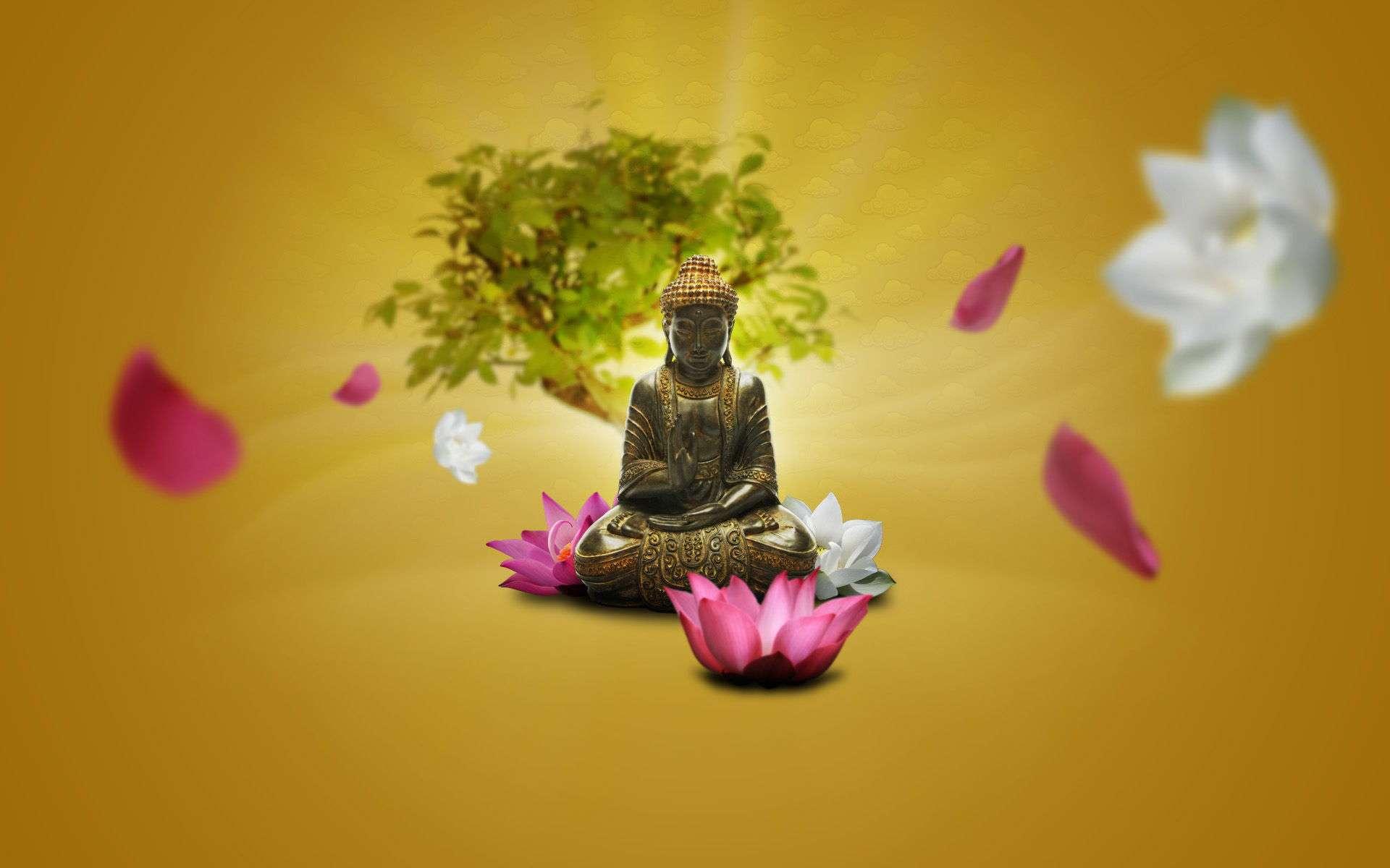 Buddhism Wallpaper 004