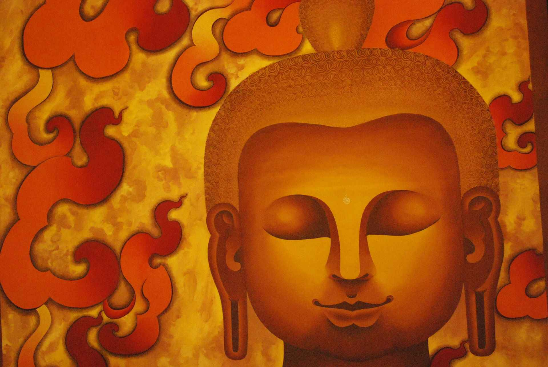 Buddhism Wallpaper 032