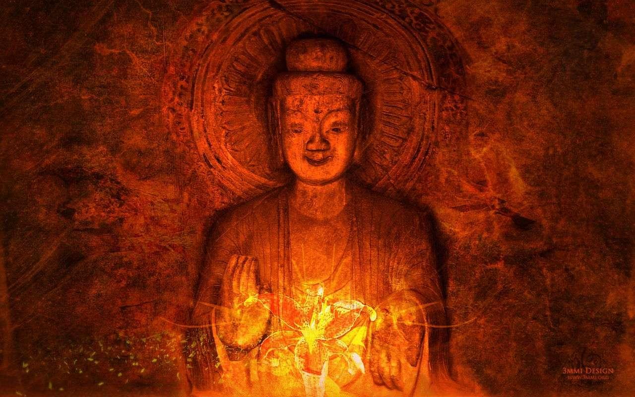 Buddhism Wallpaper 043