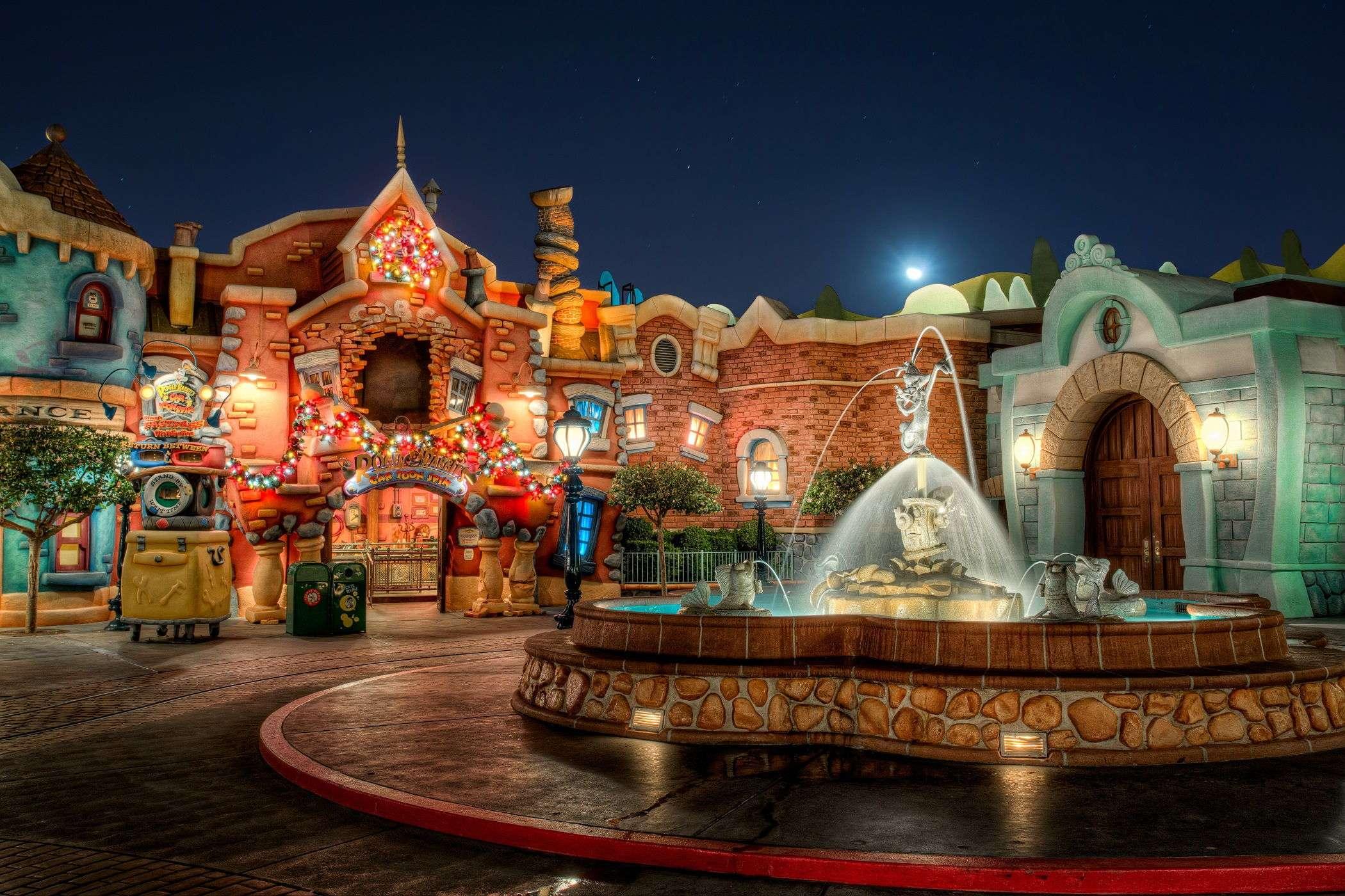 Disneyland Wallpaper 003