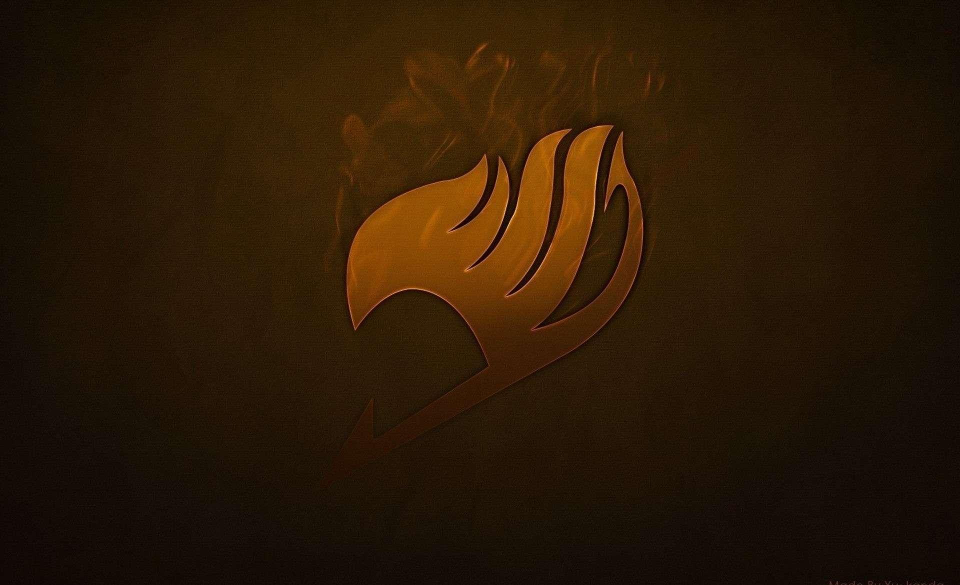 Fairy Tail Logo Wallpaper 001