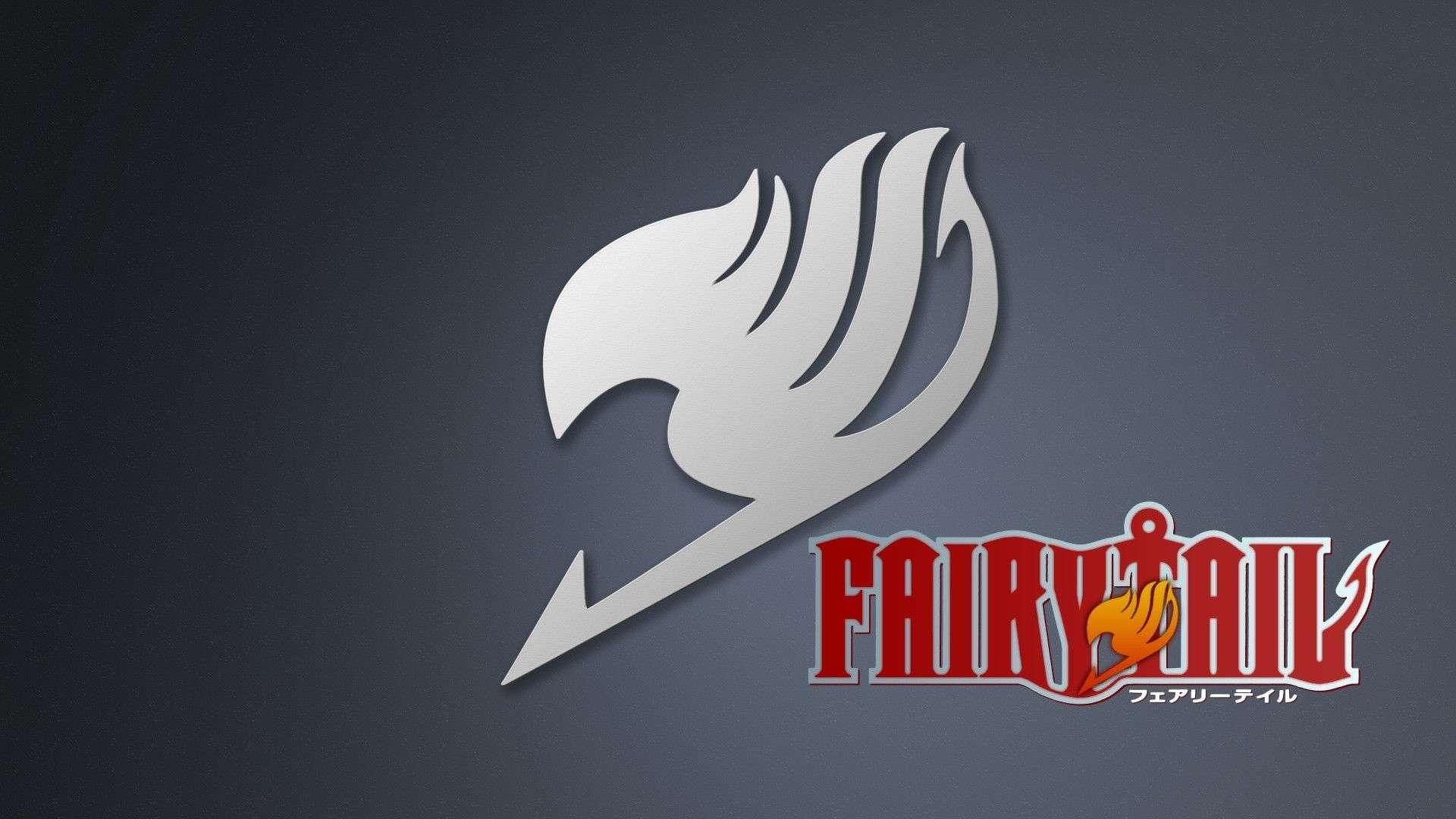 Fairy Tail Logo Wallpaper 002