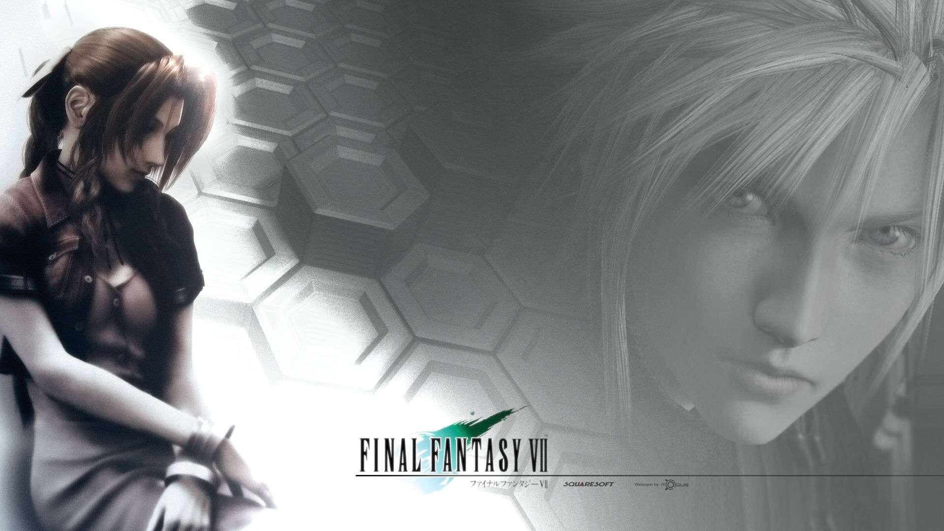 Final Fantasy Video Game Wallpaper 018
