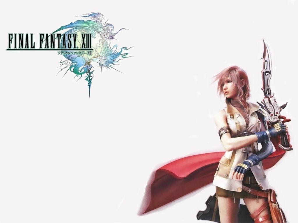 Final Fantasy Video Game Wallpaper 035