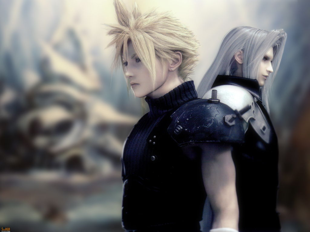 Final Fantasy Video Game Wallpaper 038