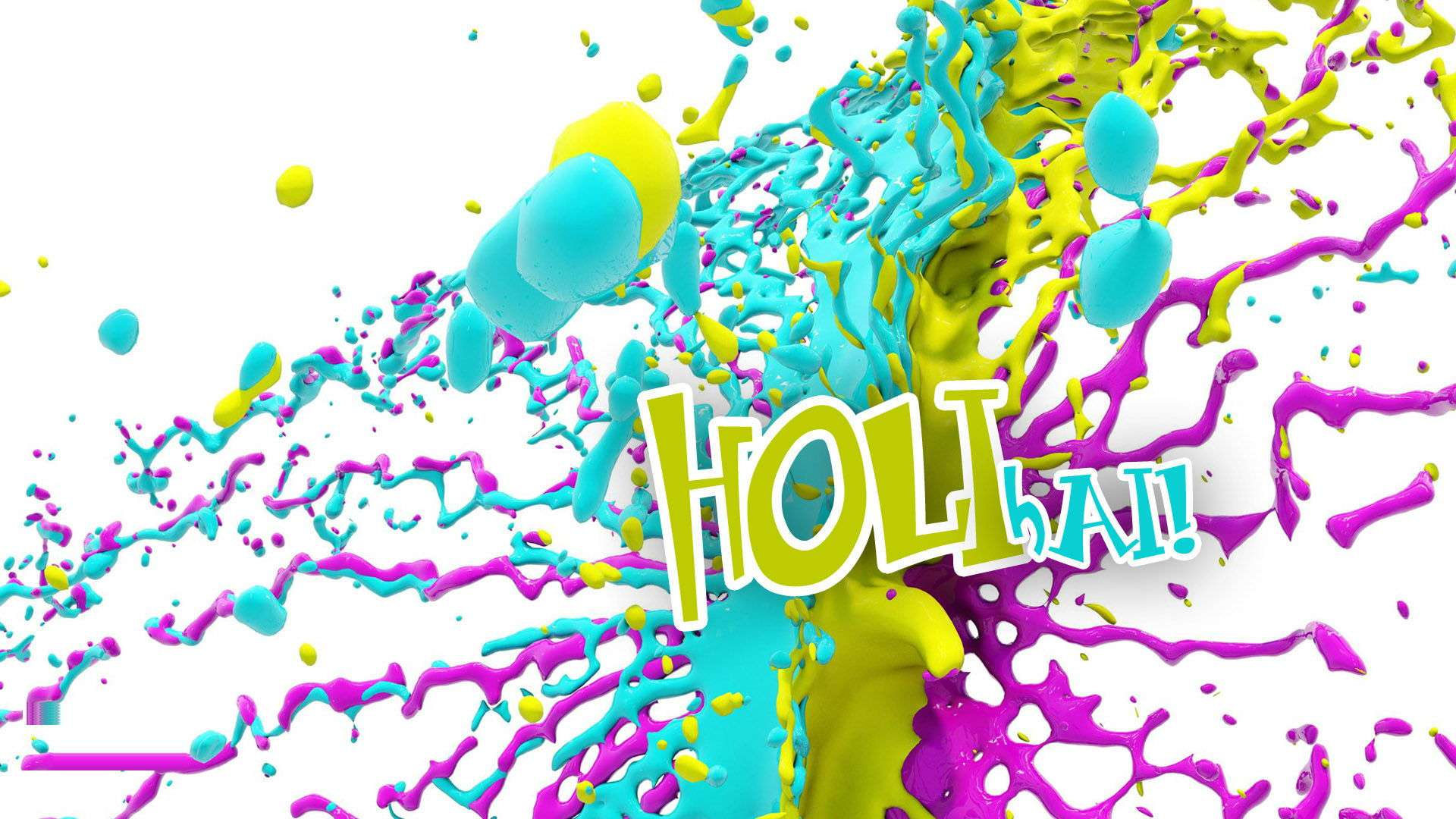 Holi Wallpaper 009