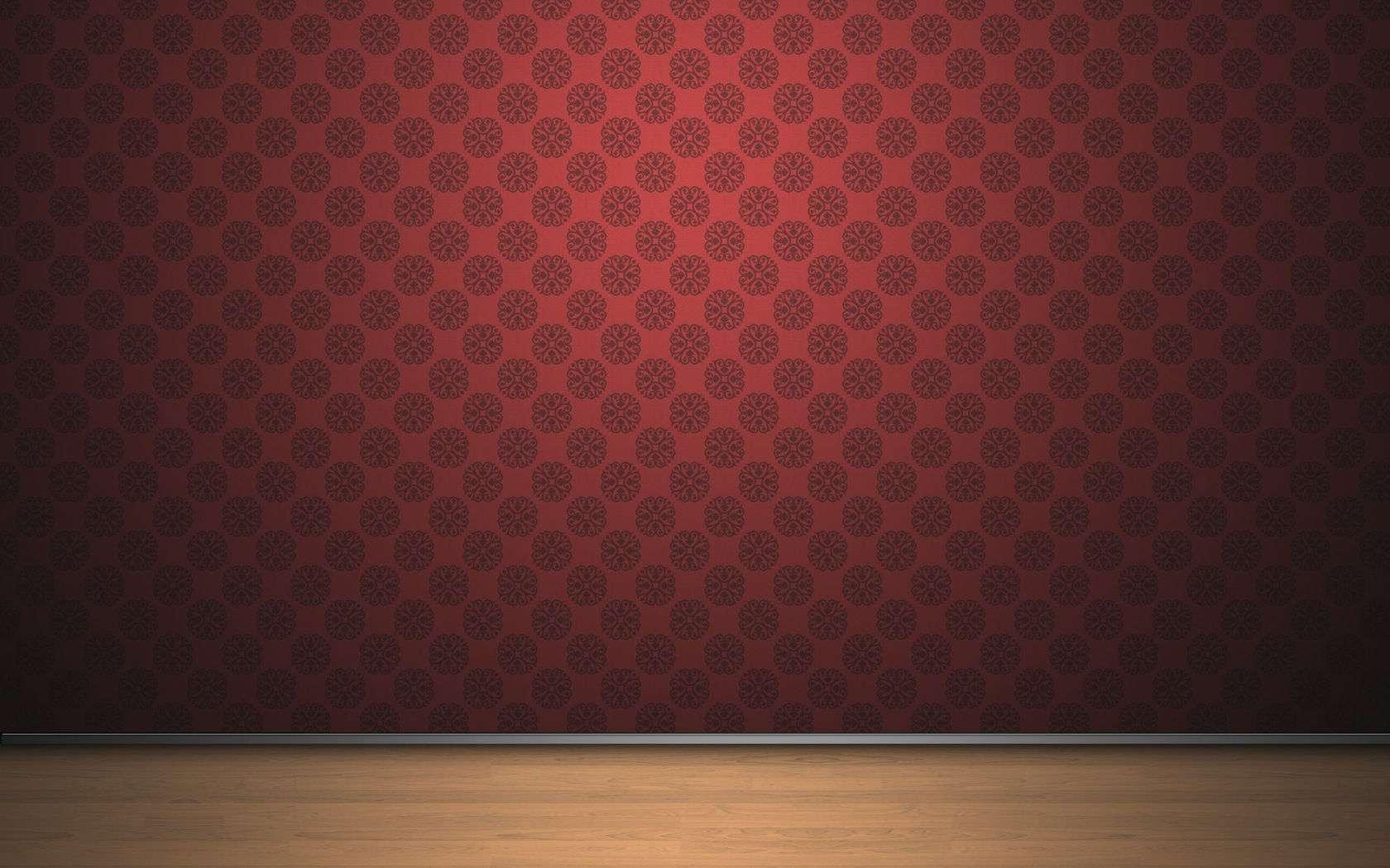 Red Wallpaper 017
