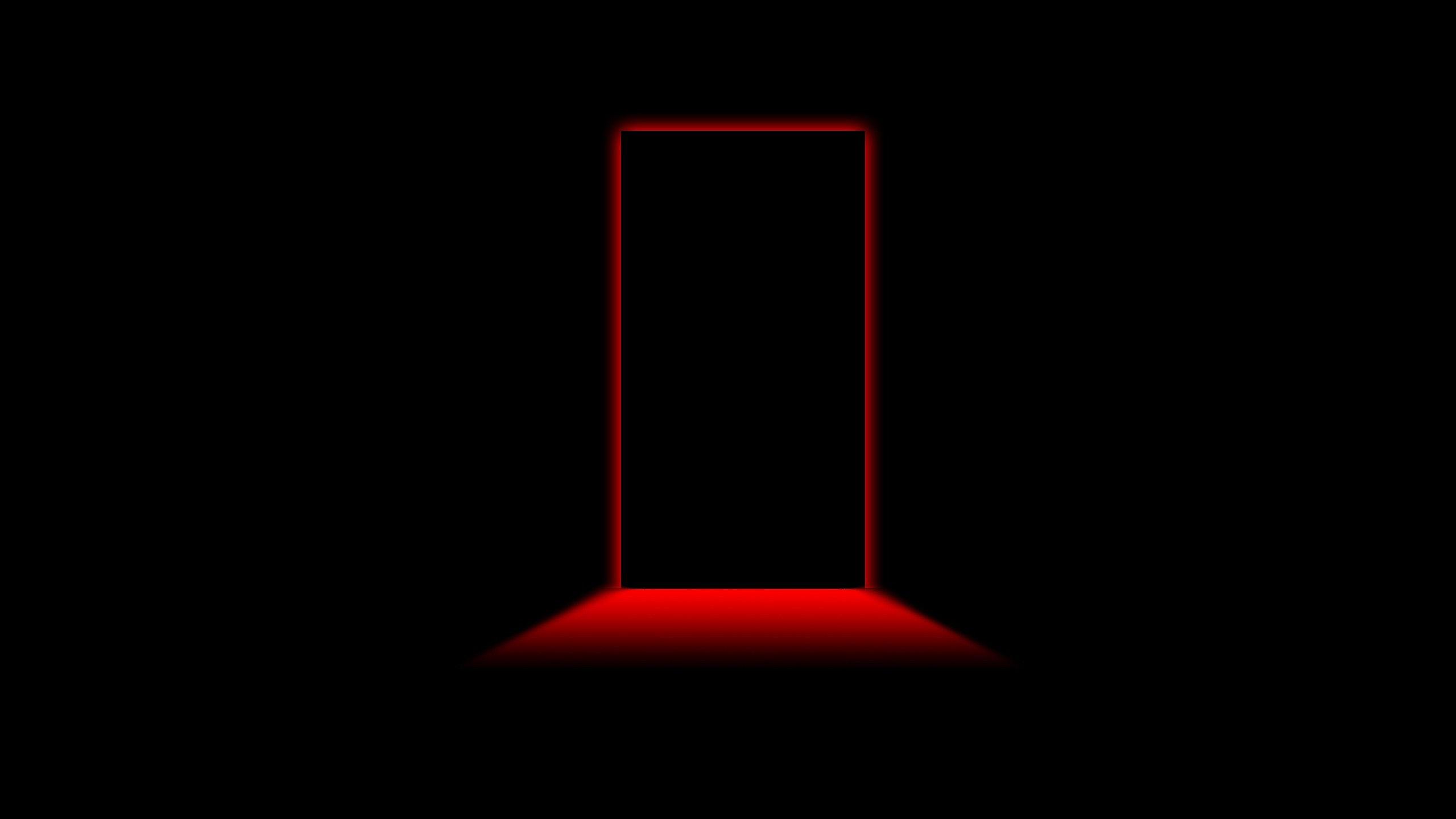 Red Wallpaper 028