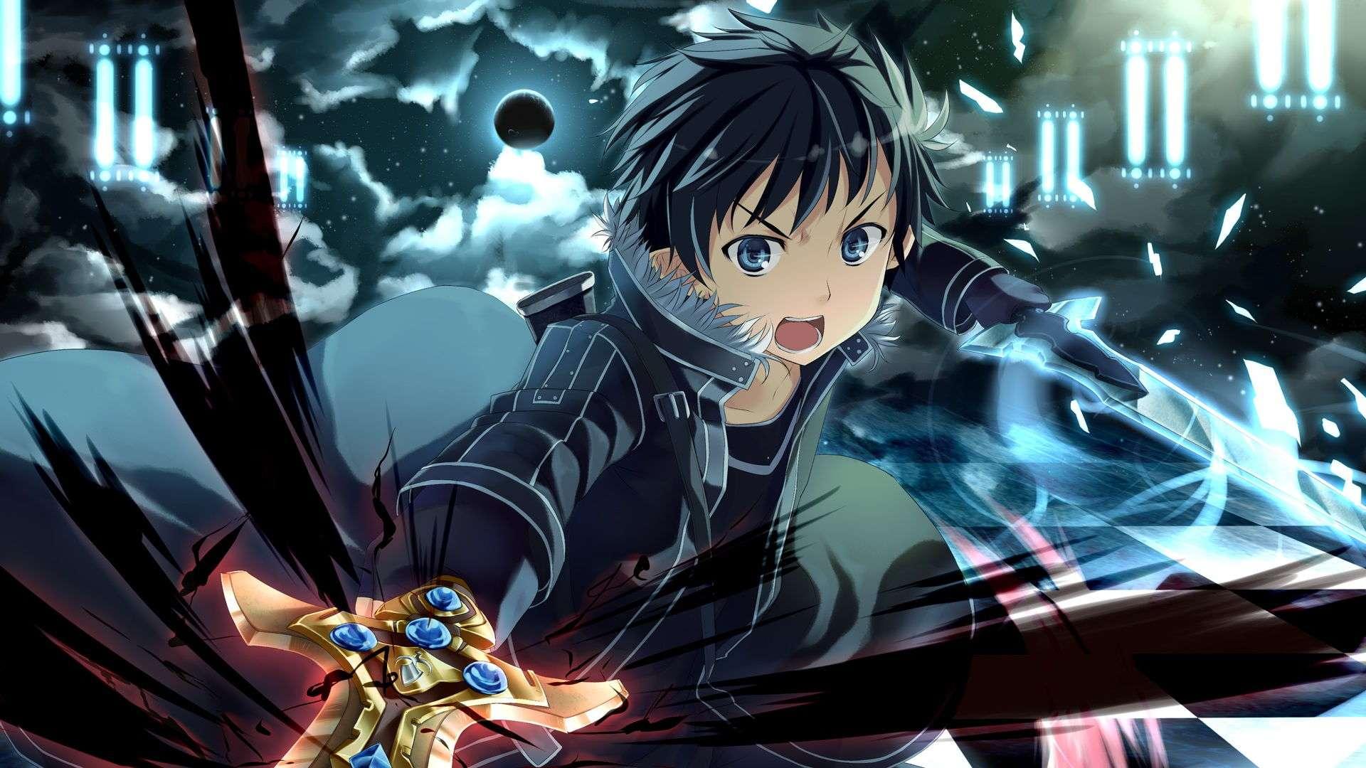 Sword Art Online Anime Wallpaper 001