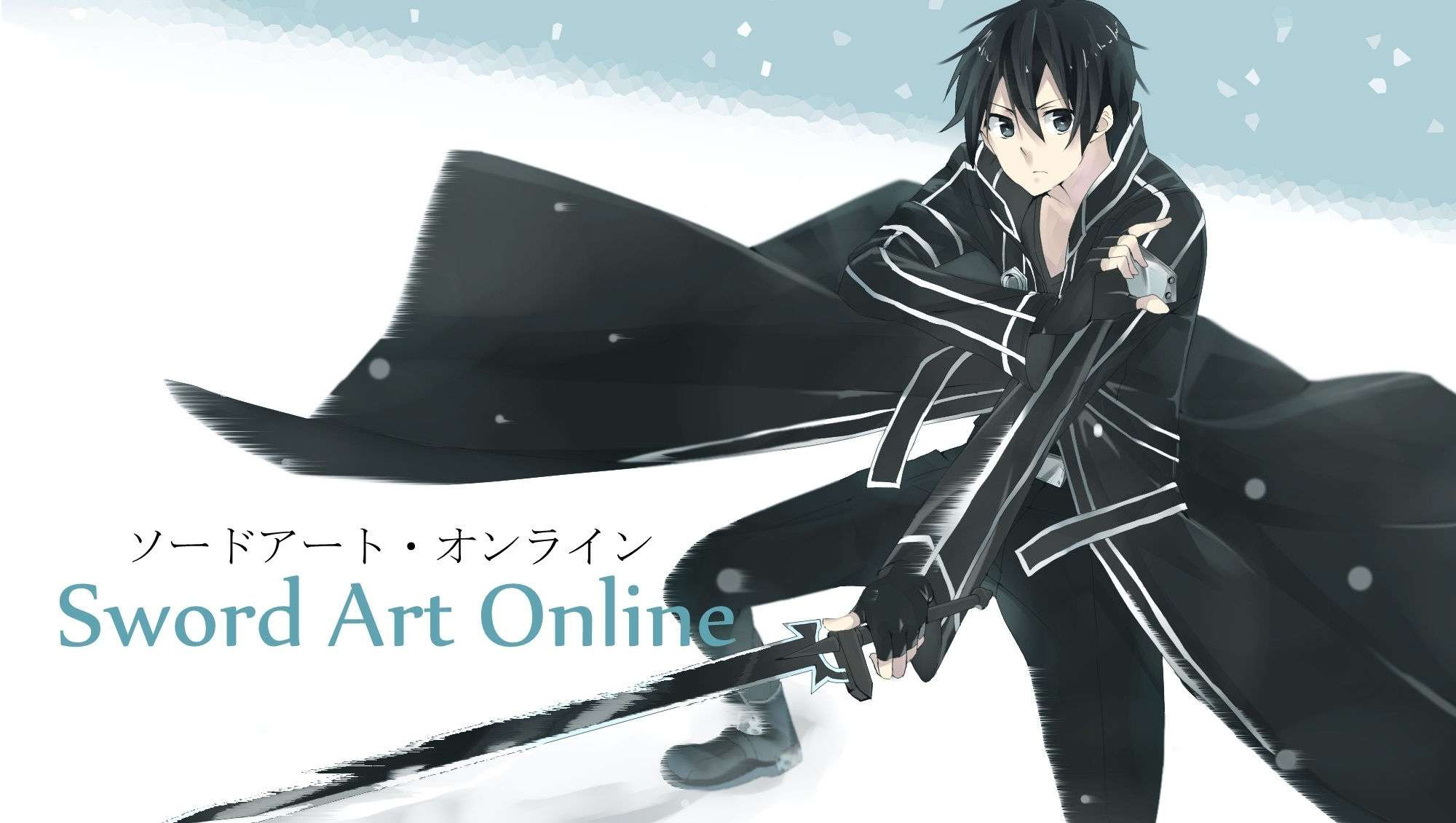 Sword Art Online Anime Wallpaper 004