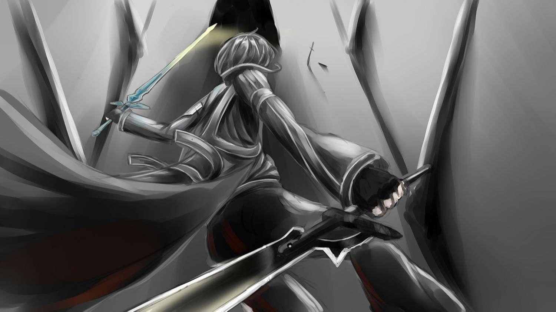 Sword Art Online Anime Wallpaper 005