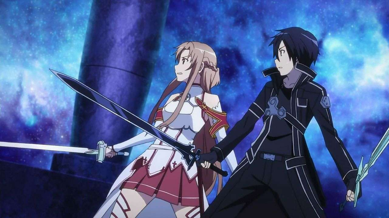 Sword Art Online Anime Wallpaper 018