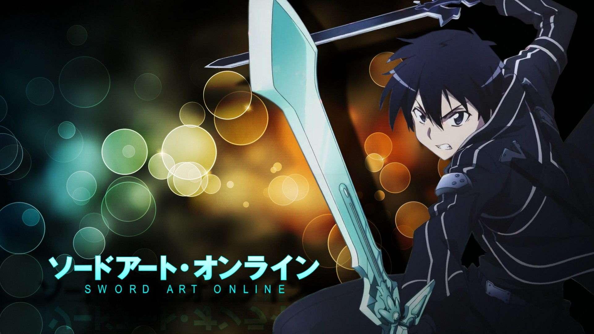 Sword Art Online Anime Wallpaper 025