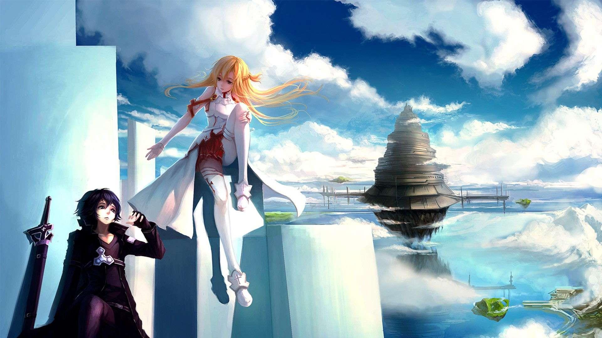 Sword Art Online Anime Wallpaper 028