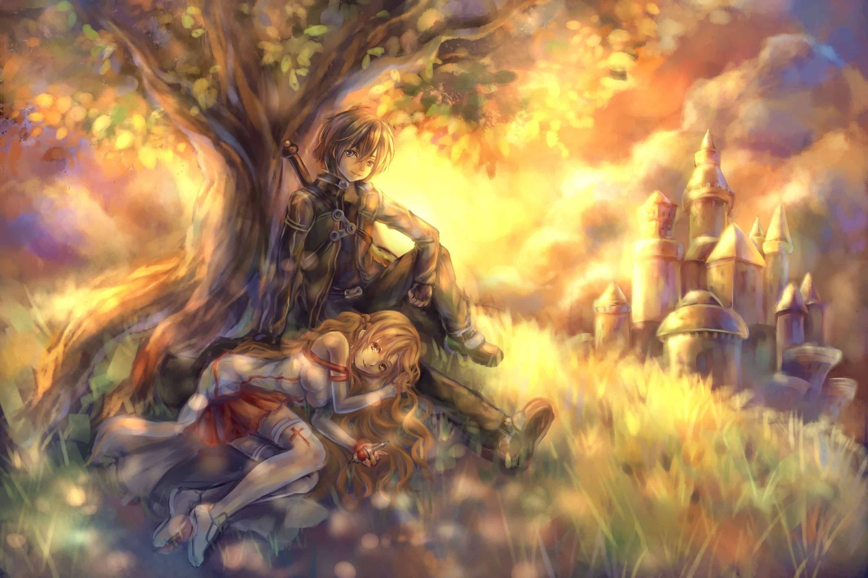 Sword Art Online Anime Wallpaper 035