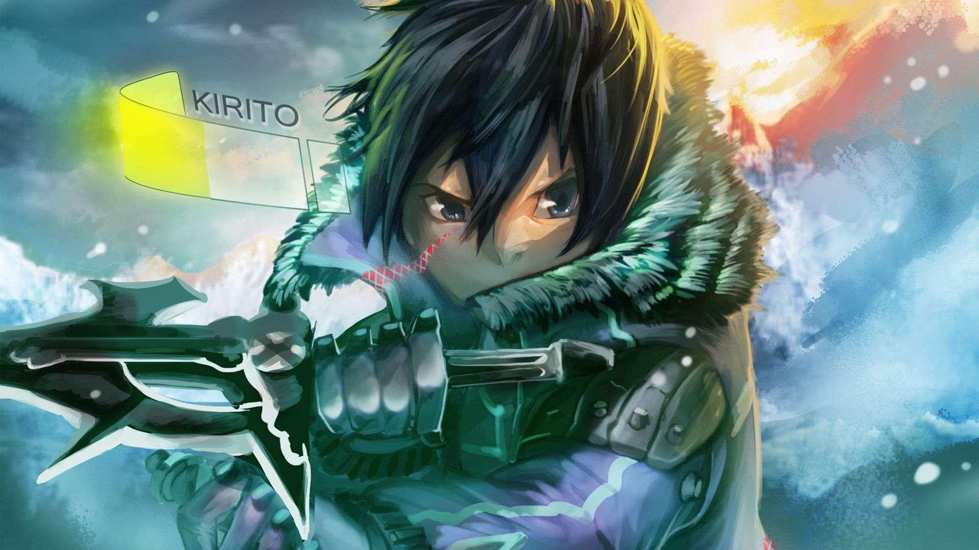 Sword Art Online Anime Wallpaper 036