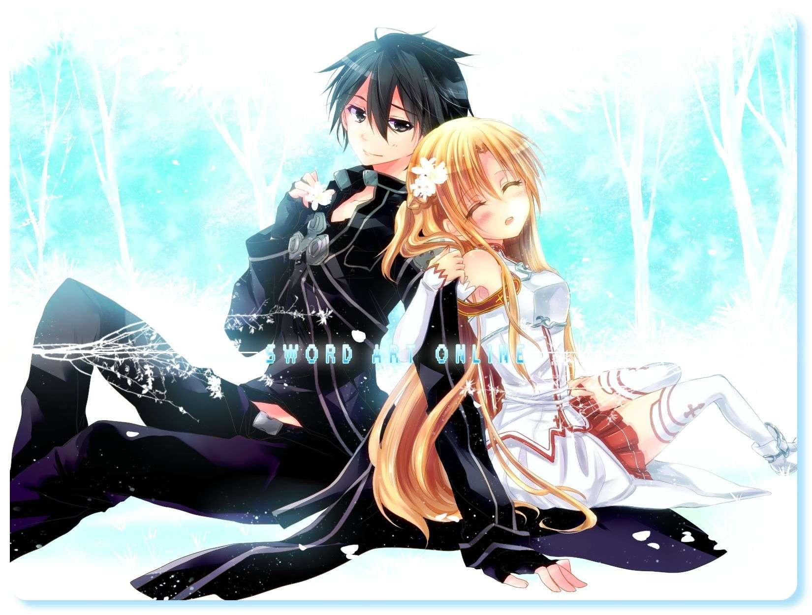 Sword Art Online Anime Wallpaper 042