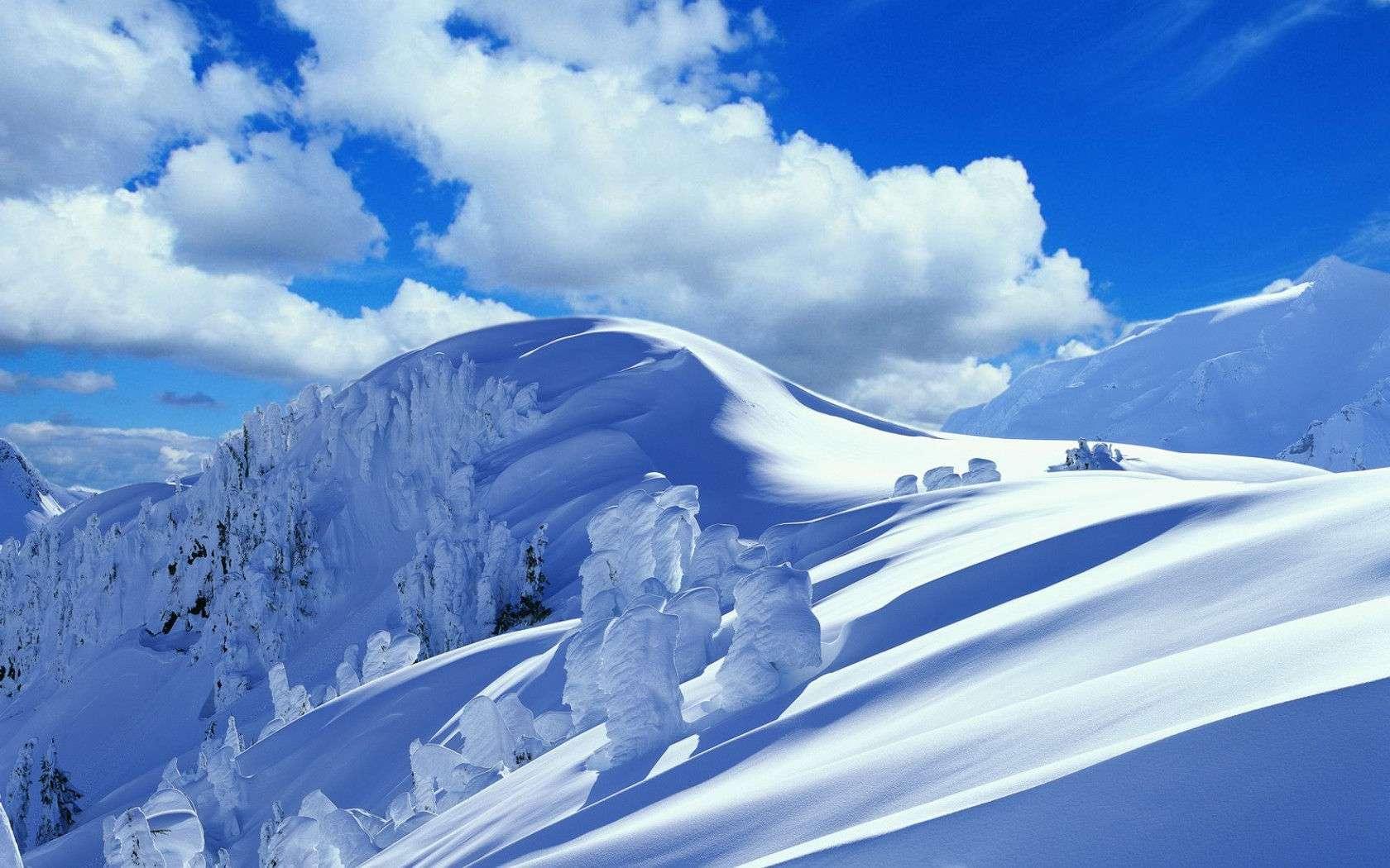 Winter Wallpaper 034