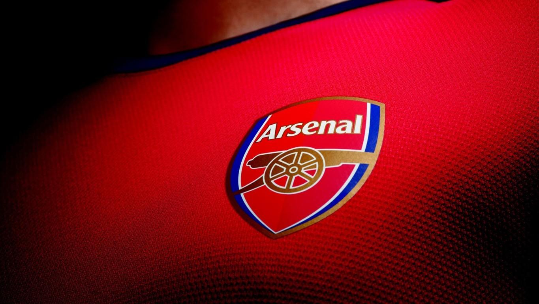 Arsenal Logo Wallpaper 3