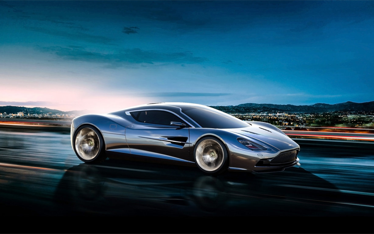 Aston Martin DBC Wallpaper 10