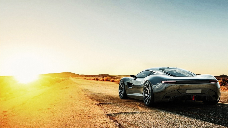 Aston Martin DBC Wallpaper 2