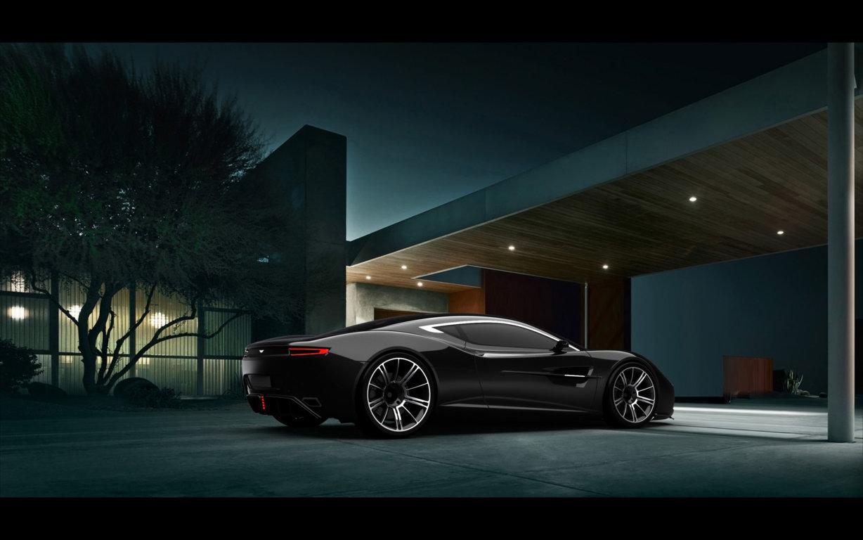 Aston Martin DBC Wallpaper 9