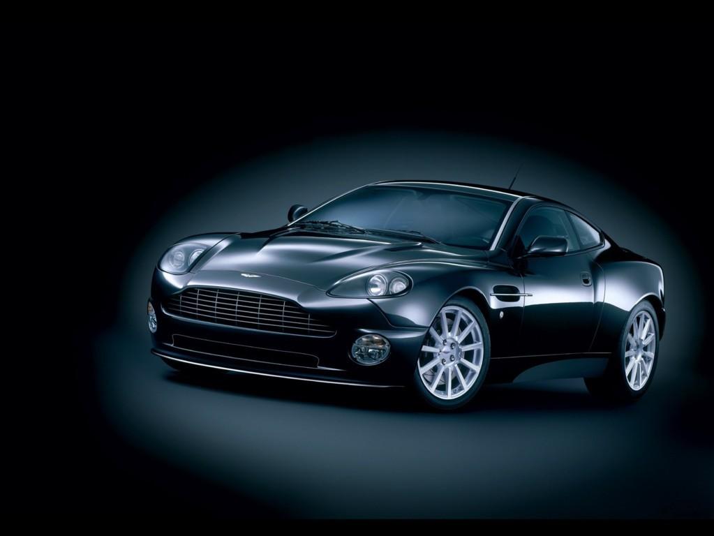 Aston Martin Vanquish Wallpaper 1