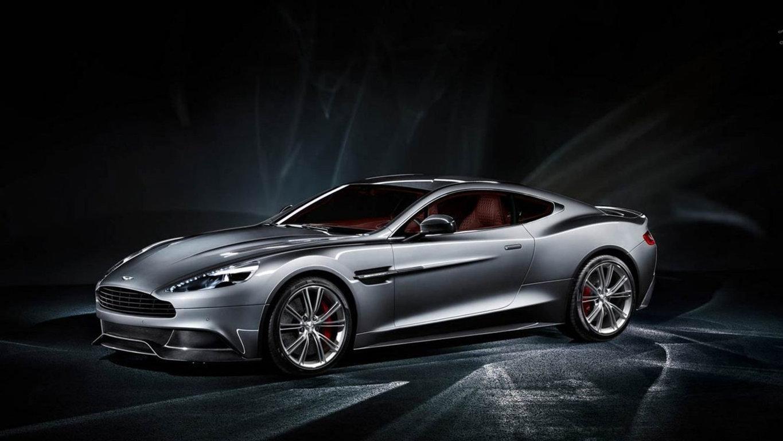 Aston Martin Vanquish Wallpaper 2