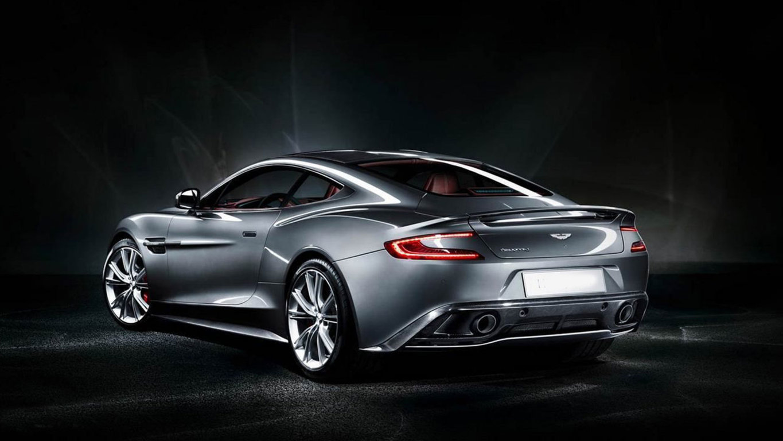 Aston Martin Vanquish Wallpaper 7